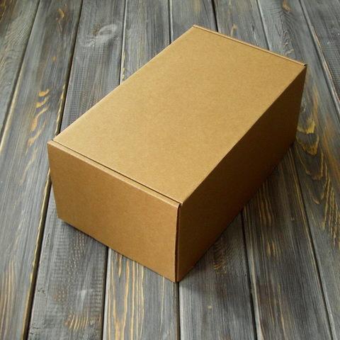 Коробка мгк С УШКАМИ (250*145*105мм)