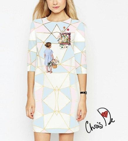 Платье Волшебная Берта