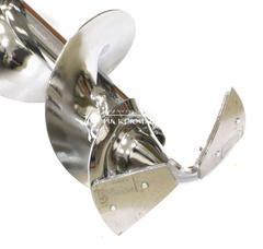 Ледобур MORA ICE Chrome 110 мм, арт. ICE-MM0044