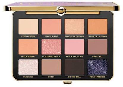 Too Faced White Peach Palette палетка теней