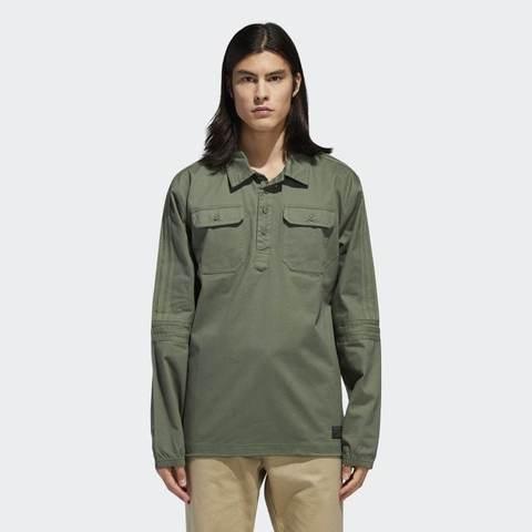 Рубашка мужская adidas ORIGINALS BUTTON-UP