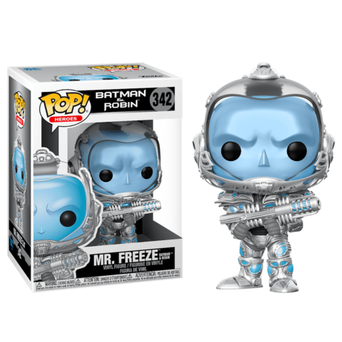 Mr. Freeze (Batman Forever) Funko Pop! || Мистер Фриз