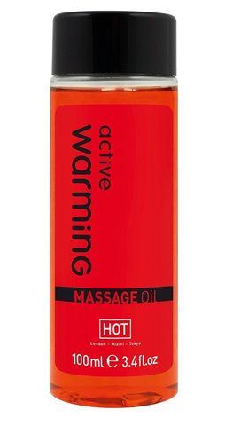Массажное масло для тела Warming - 100 мл.