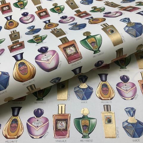 Бумага декоративная подарочная Духи