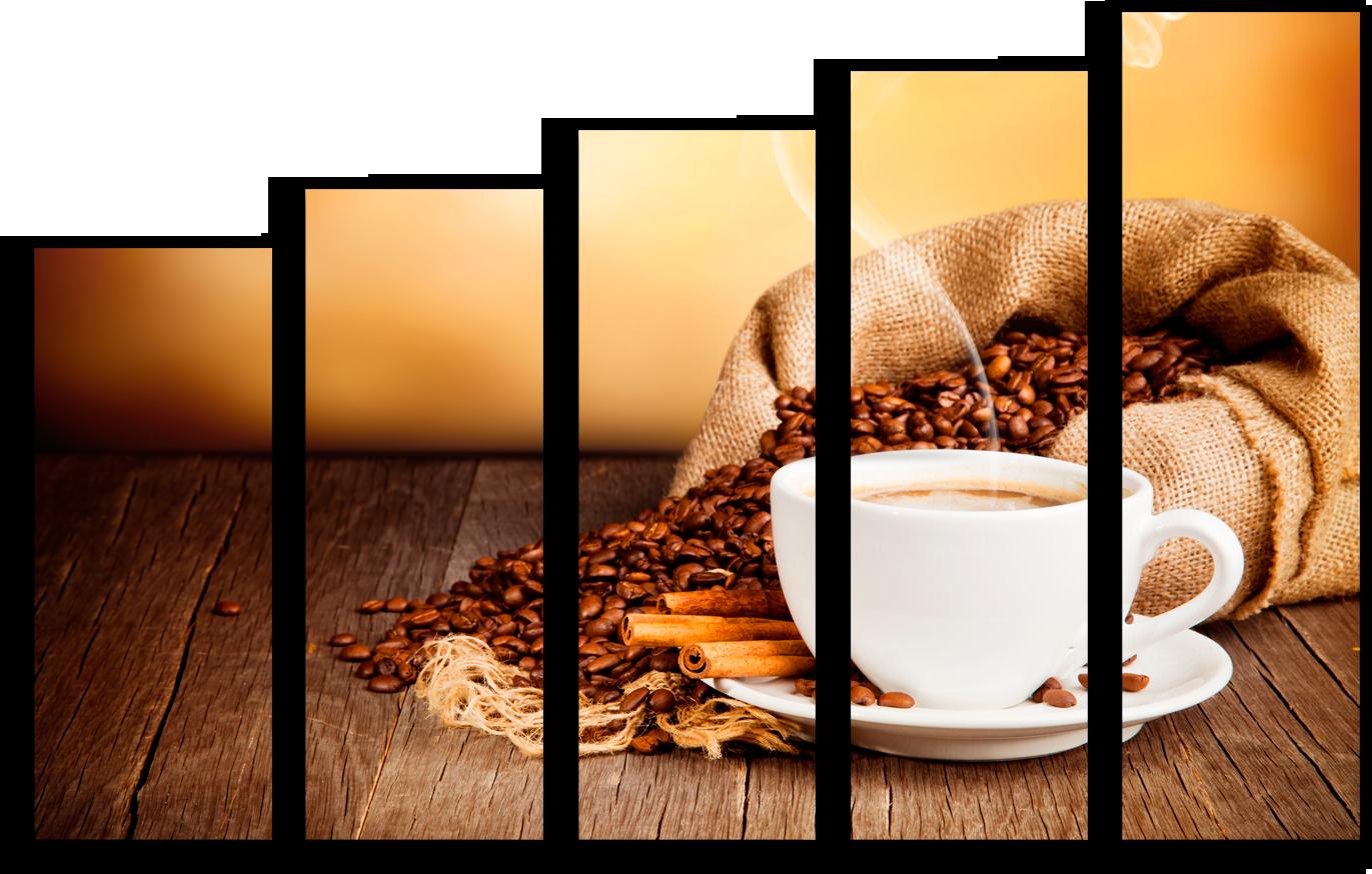 """Модульные картины Модульная картина """"Ароматный кофе"""" М76.png"""