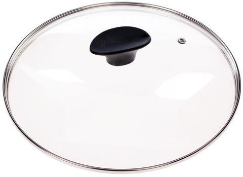 Стеклянная крышка LUMME LU-GL18, диаметр 18 см