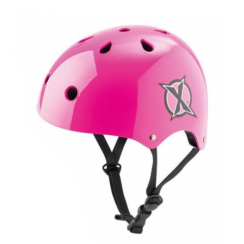 шлем, Xootz, розовый
