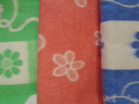 Одеяло байковое детское с рисунком