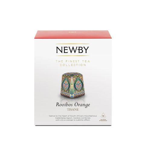 Newby Ройбос Апельсин (15 пирамидок)