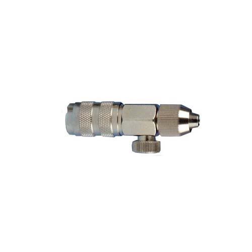 Воздухоподготовка Муфта-кран с регулятором давления (Германия) HS-104423.jpg