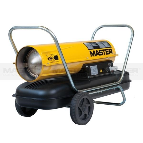 Жидкотопливный нагреватель Master B 150 CED