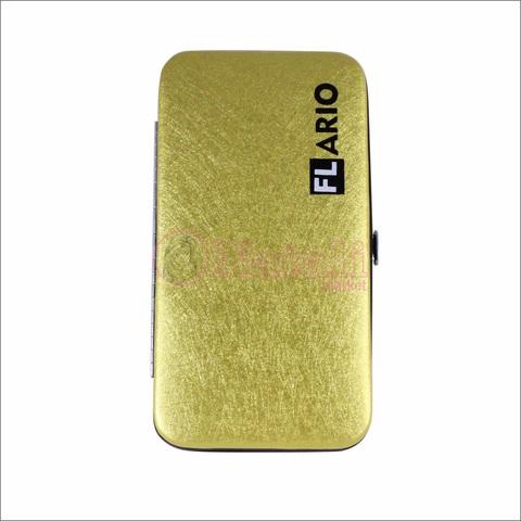 Flario - Магнитный кейс для пинцетов - Золотой