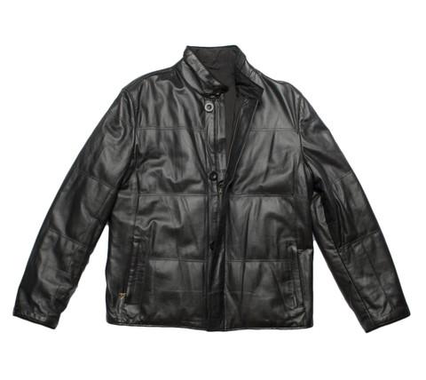 Куртка Zamarra кожаная 2-сторонняя