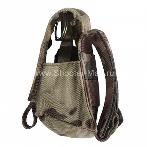 Подсумок облегченный для ручной гранаты Ф-1, РГД-5, РГО, РГН Стич Профи