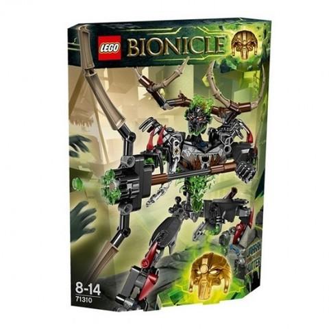 LEGO Bionicle: Охотник Умарак 71310 — Umarak the Hunter — Лего Бионикл