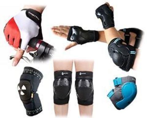 Купити захист суглобів для велосипедистів і ролерів
