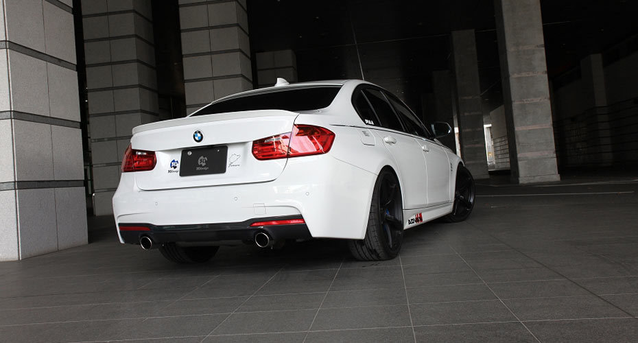 3D Design body kit for BMW F30 F31 3 series