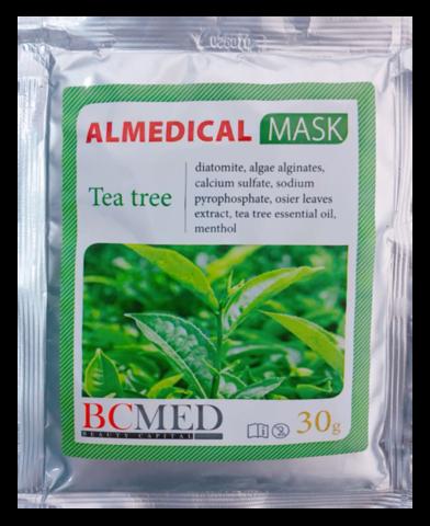 *Альгинатная маска (BCMED/Чайное дерево/30гр)