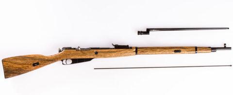 Коллекционная модель винтовки Мосина «Трёхлинейка» (1891 год)
