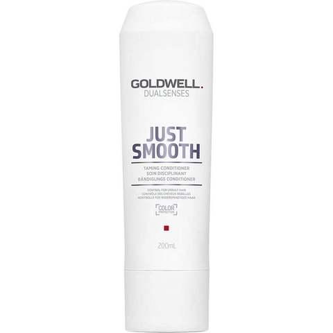 Кондиционер для непослушных волос, Goldwell Just Smooth Taming Conditioner, 200 мл.