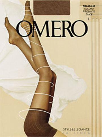 Колготки Omero Relaxa 40