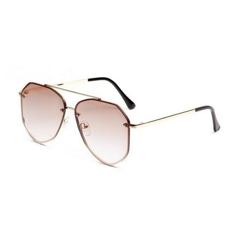 Солнцезащитные очки 2356002s Коричневый