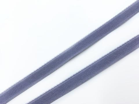 Резинка отделочная лиловая 12 мм