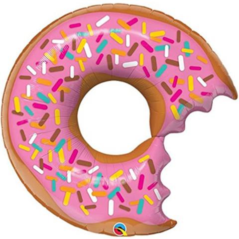 Фигура Пончик Донат надкусанный