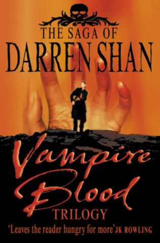 Vampire Blood Trilogy: Books 1 - 3