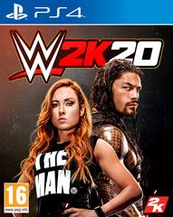 PS4 W2K20 (английская версия)