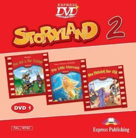 Storyland 2 DVD - сборник мультфильмов