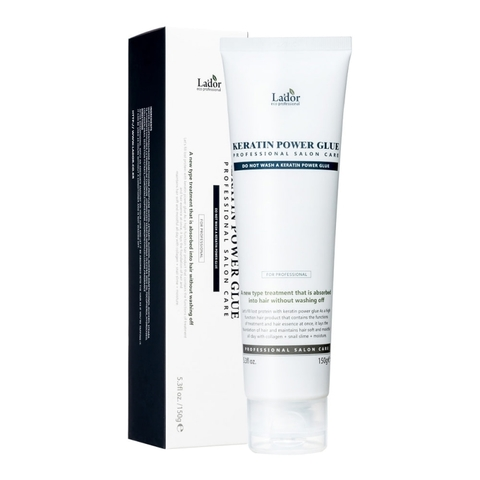 Сыворотка-клей для посечённых кончиков волос Lador Keratin Power Glue 150 ml