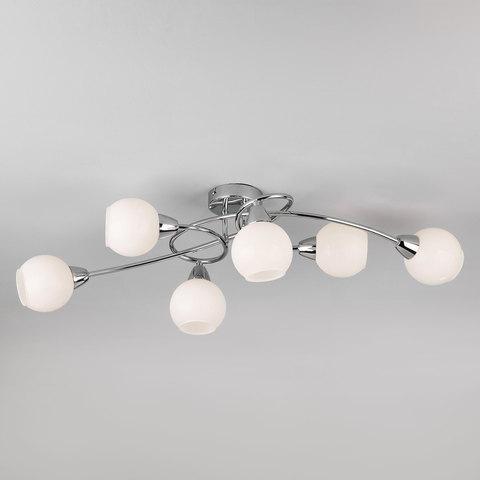 Потолочный светильник 30133/6 хром
