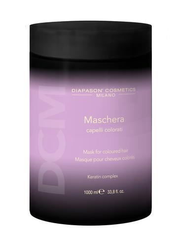 Маска для защиты цвета и восстановления окрашенных волос с Keratin Complex -