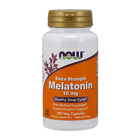 Melatonin 10 mg extra strength
