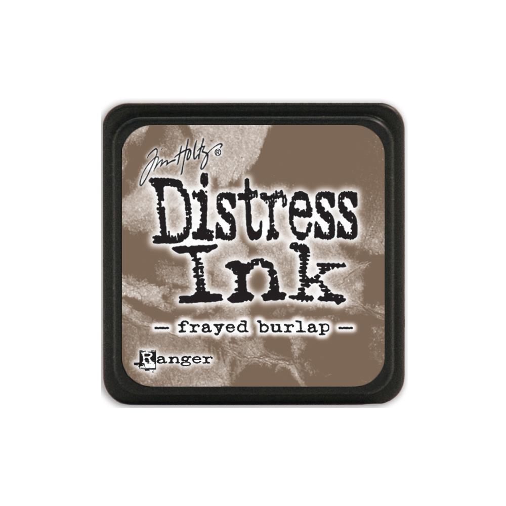 Подушечка Distress Ink Ranger - Frayed Burlap