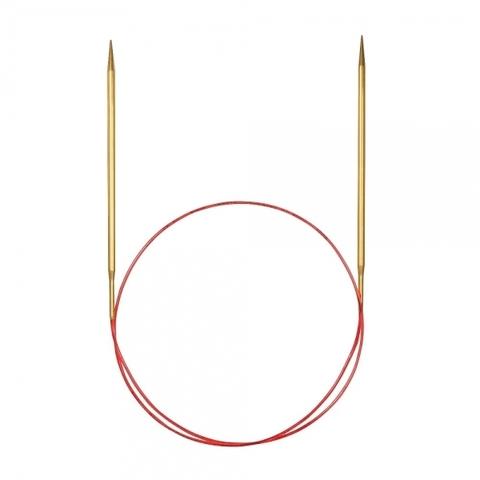 Спицы круговые с удлиненным кончиком 100см  (ADDi)