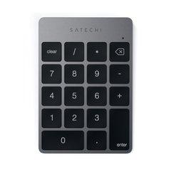 Цифровой блок Satechi Aluminum Slim Keypad Numpad, серый космос