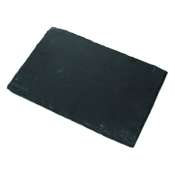 Доска сервировочная для сыра Boska 33x23см (чёрная)