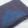 Чайное полотенце с вышивкой