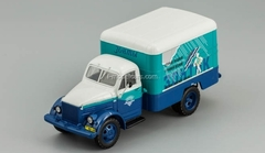 GAZ-51 Van advertising Umbrellas 1953 DIP 1:43