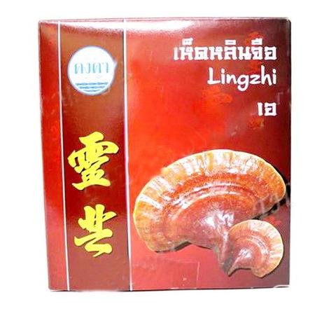 Натуральный  гриб  Линчжи (Ганодерма, Рейши) Lingzhi MUSHROOM, 145 гр