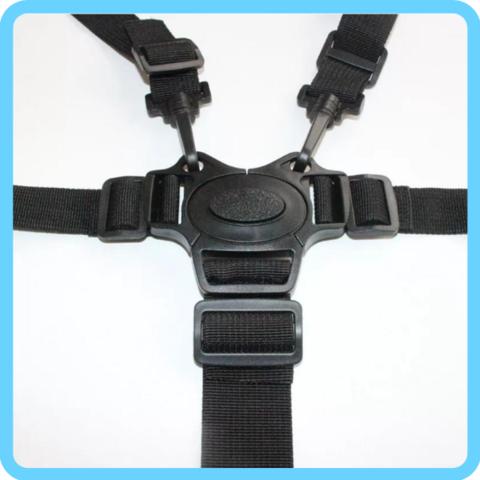 5-титочечные ремни (для сиденья электромобиля)