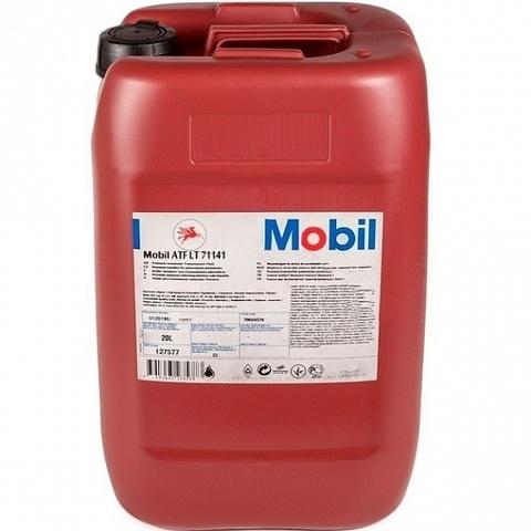 Купить на сайте Ht-oil.ru официальный дилер MOBIL ATF LT 71141 полусинтетическое трансмиссионное масло для АКПП артикул 151008 (20 Литров)