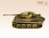 фигурка Танк Тигр - Tiger I (1:100)