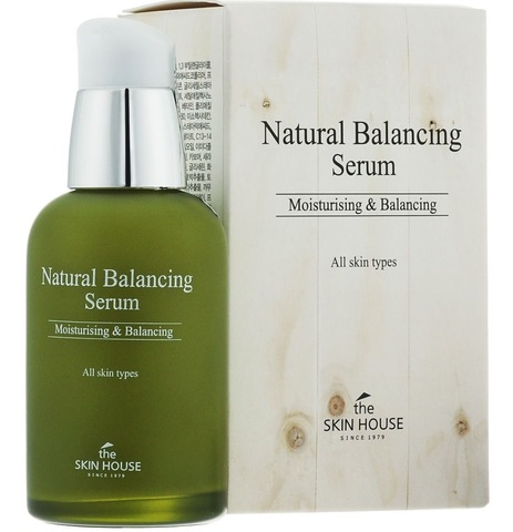 Матирующая балансирующая сыворотка The Skin House Natural Balancing