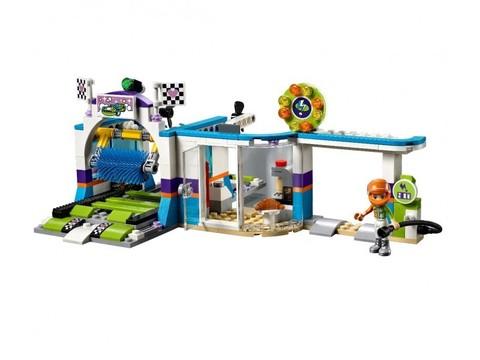 LEGO Friends: Автомойка 41350 — Spinning Brushes Car Wash — Лего Френдз Друзья Подружки