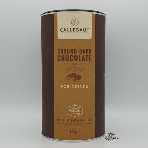 Горячий темный шоколад BARRY CALLEBAUT, 1 кг