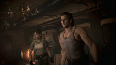 NS: Resident Evil Origins Collection (USA) (английская версия)