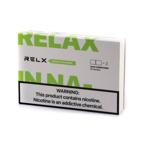 Картридж Relx Fresh Cucumber 3% 1 шт